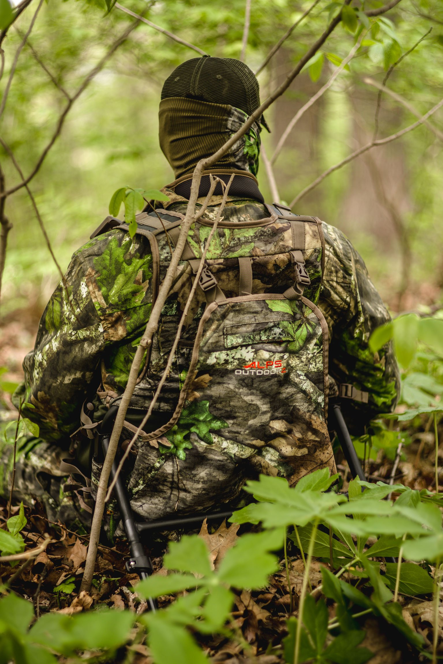ALPS OutdoorZ NWTF Grand Slam Turkey Vest Standard, Mossy Oak Obsession by ALPS OutdoorZ (Image #7)