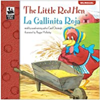 The Little Red Hen La Gallinita Roja Bilingual Storybook—Classic Children's Books With Illustrations for Young Readers…