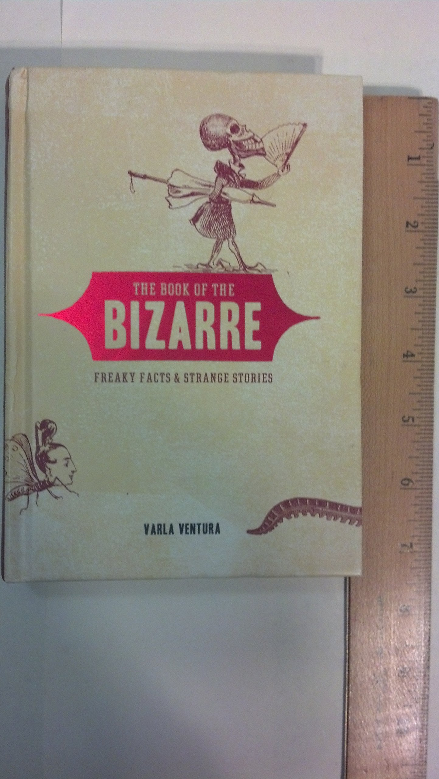 Download The Book of the BIZARRE : Freaky Facts & Strange Stories PDF