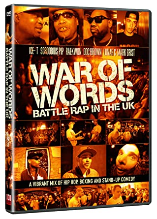 War of Words - Battle Rap in the UK [DVD]: Amazon co uk: Ice-T, Doc