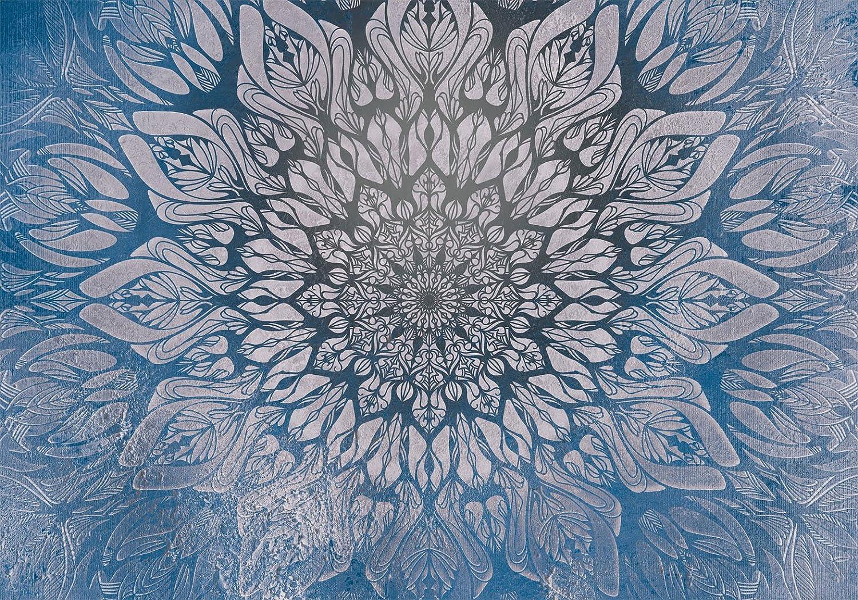 Grand Format XXL D/écoration Murale XXL Poster Tableaux Muraux Tapisserie Photo Trompe loeil Ornament Orient Zen f-A-0659-x-d murando Papier peint intiss/é Mandala 500x280 cm