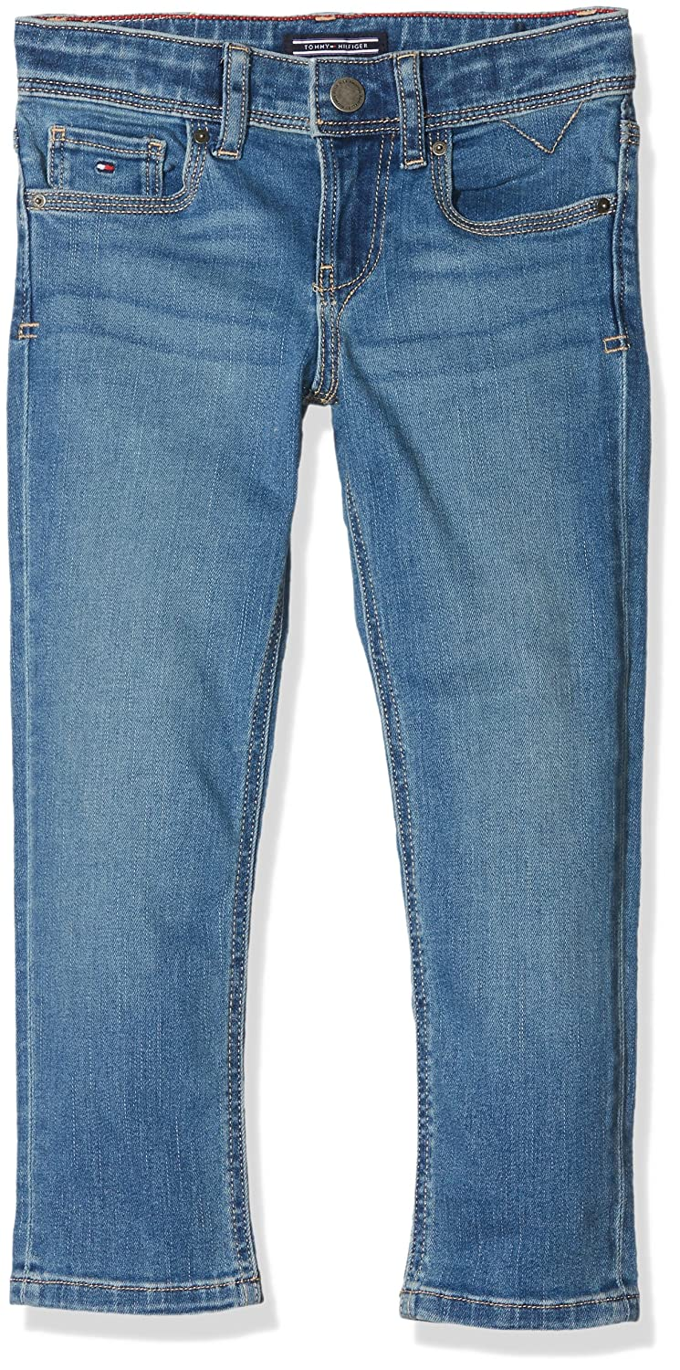 Tommy Hilfiger Clyde Straight Clbst, Jeans Bambino KB0KB03577