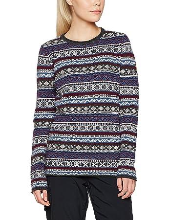 Fjällräven Damen Övik Folk Knit Pullover  Amazon.de  Sport   Freizeit e8882ad0d9