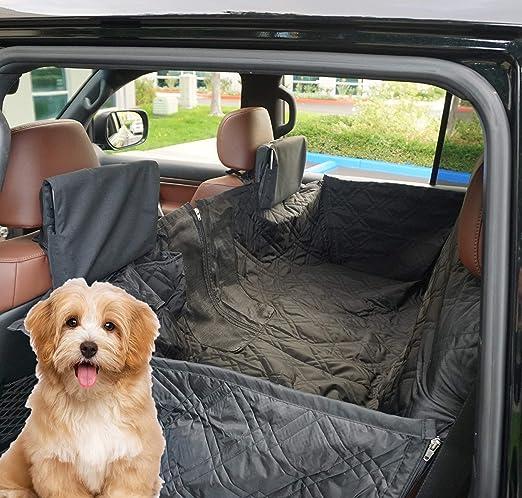 Heavy Duty Mesh Headrest Pet Dog Guard For MITSUBISHI SHOGUN ALL YEARS