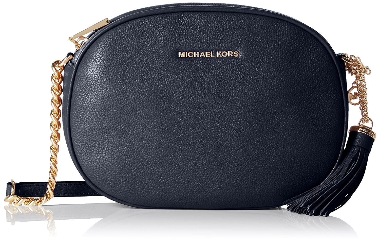 Michael Kors Damen Shoulder Umhängetasche, 15x10x5 cm