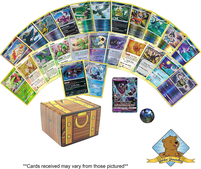 Lot Of 800 Random Pokemon Cards