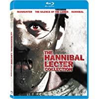 Hannibal Lecter Anthology [Blu-ray] [Importado]