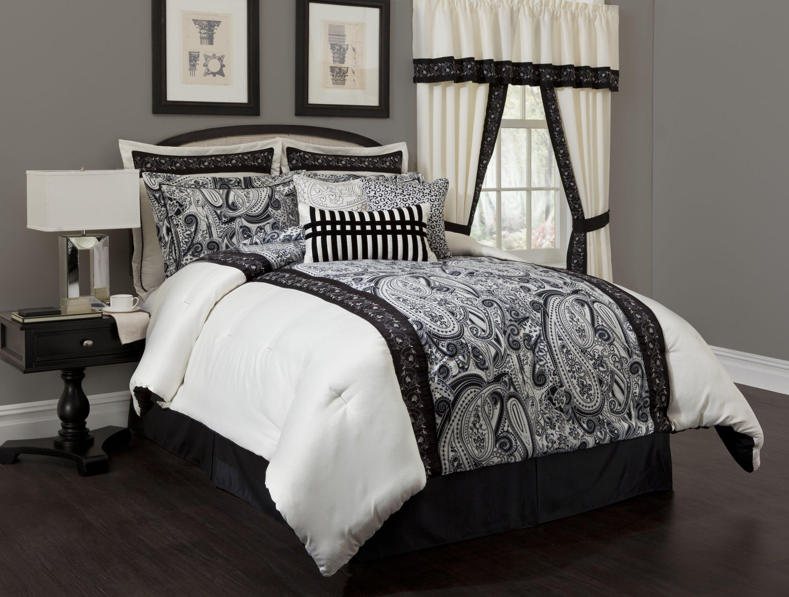 Present Living Home Dalya Comforter Set, Queen