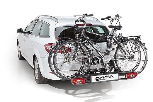 Westfalia-Automotive 350030600001 BC 60 Portabicicletas para Dos Bicicletas: Amazon.es: Coche y moto