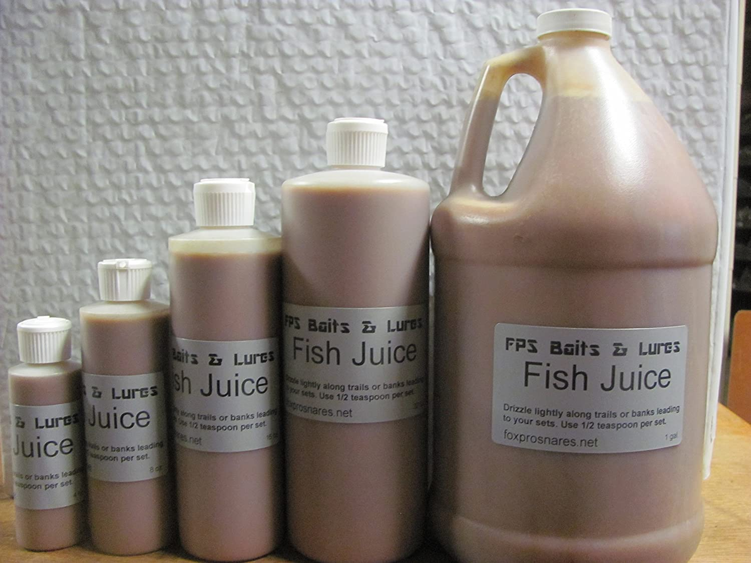 FPS Baits & Lures (Fish Juice) Furbearers Trapping Trap Snares CHOICE