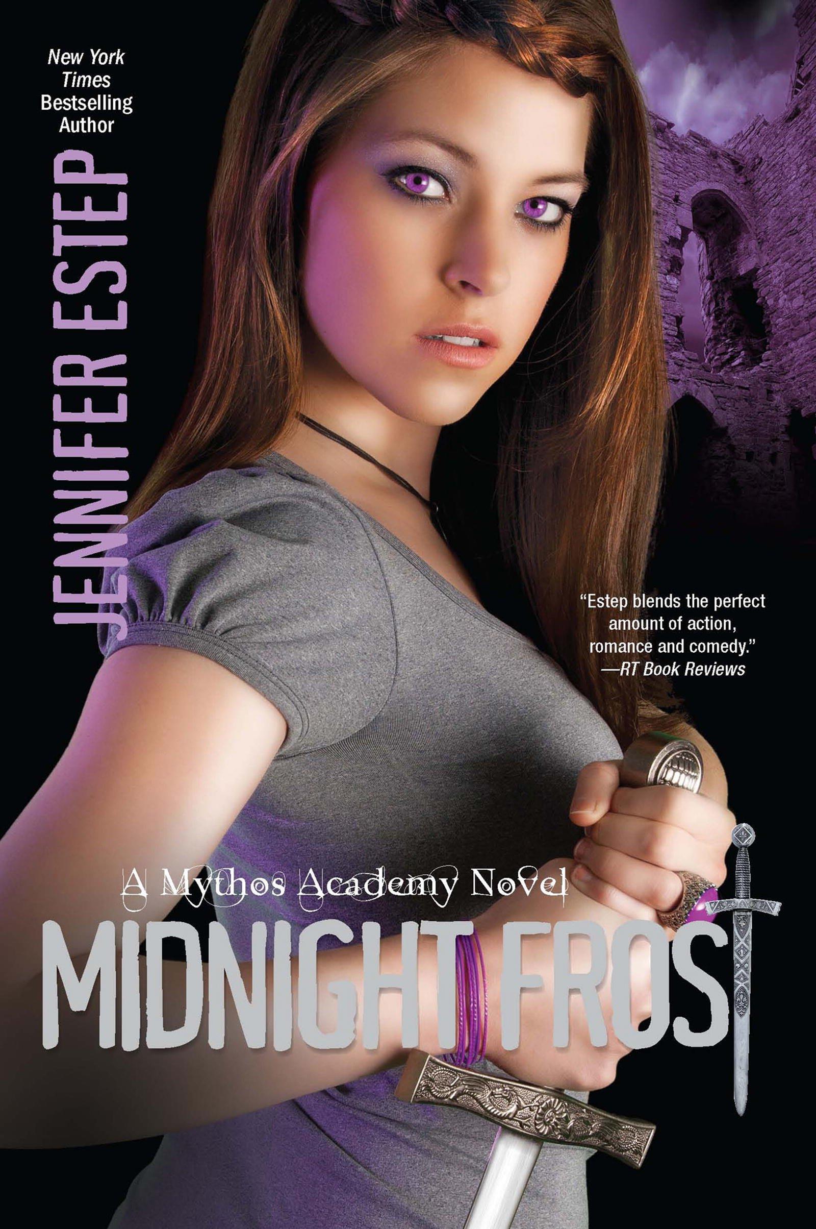 Midnight Frost  Mythos Academy Book 5   English Edition
