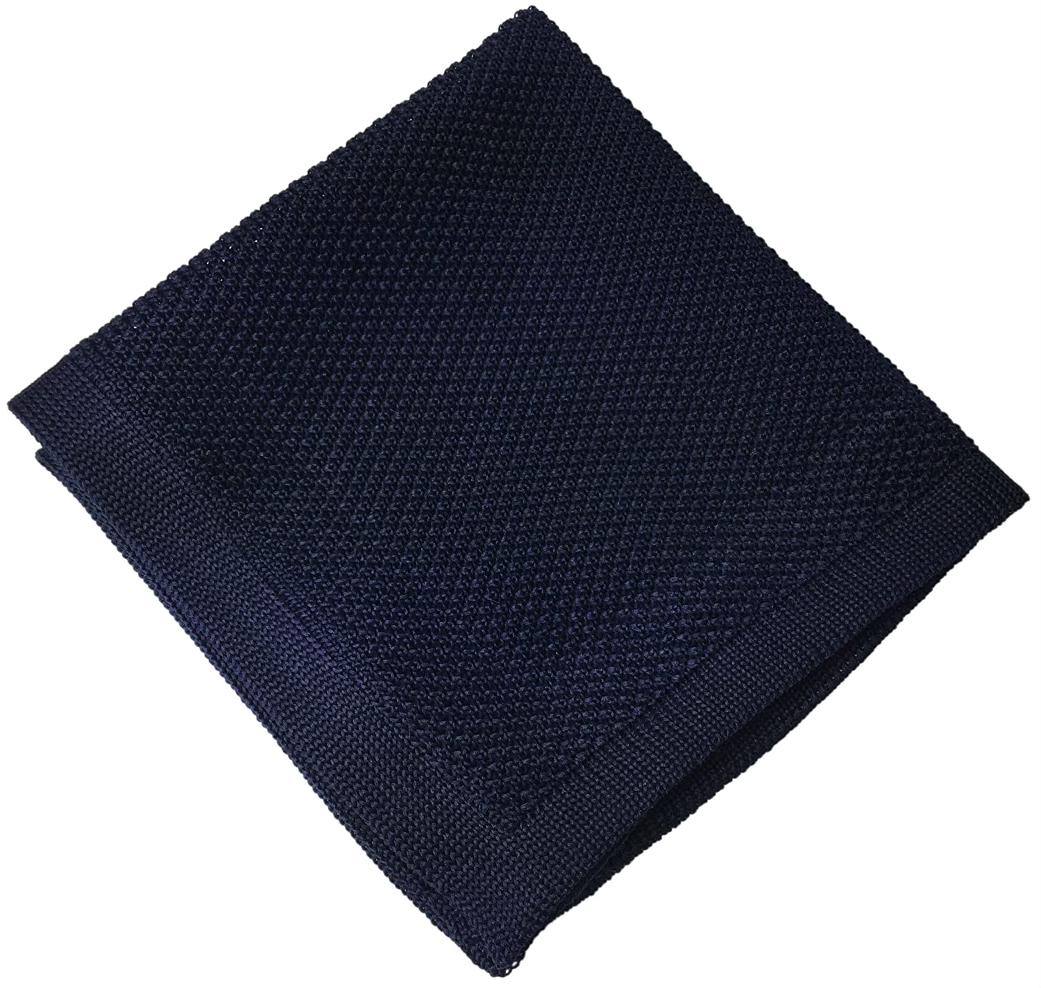 Beautiful High Quality Knitted Pocket Square Handkerchief Hanky