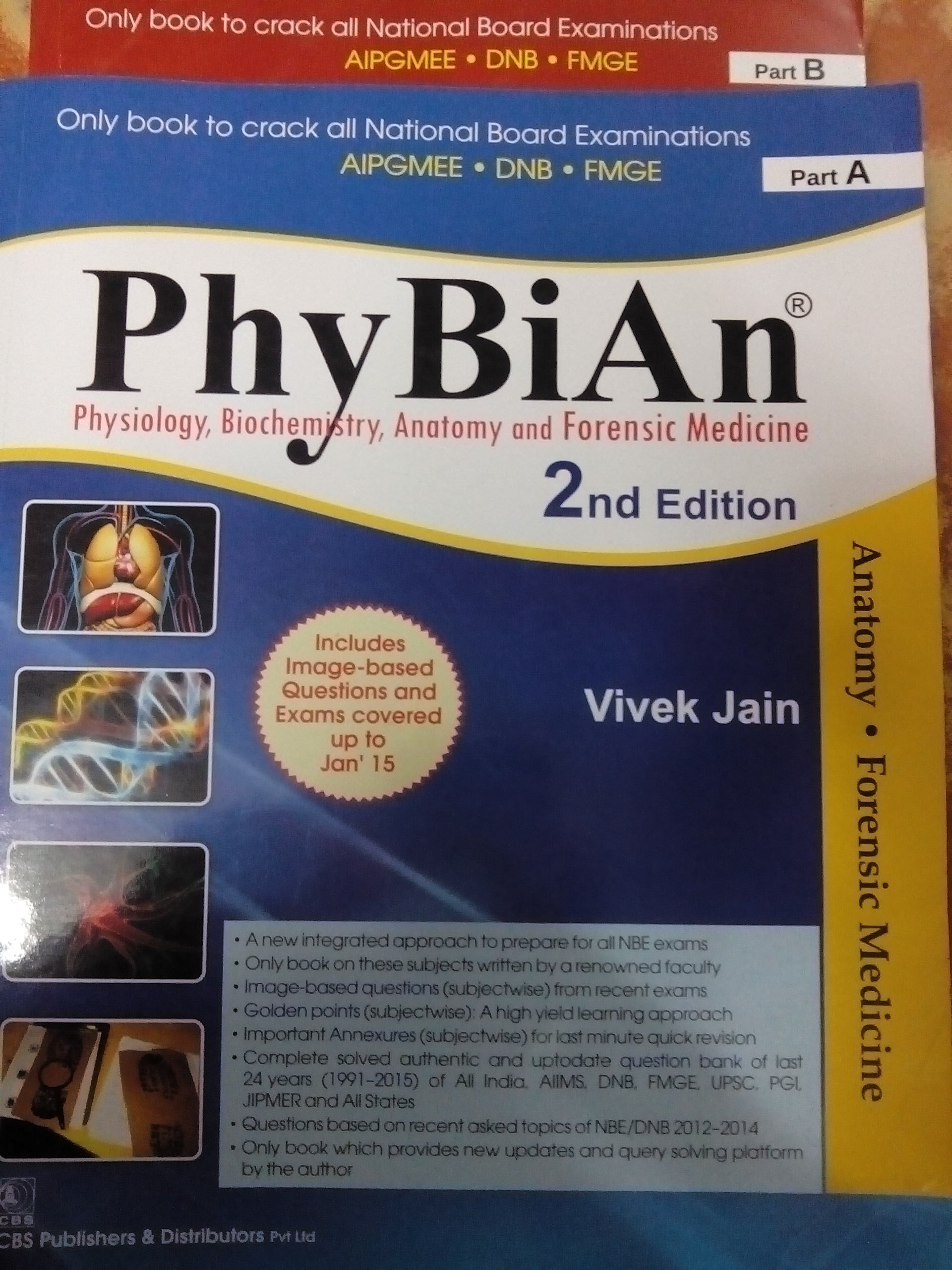 Buy PhyBiAn (Review of Anatomy Physiology Biochemistry Forensic ...