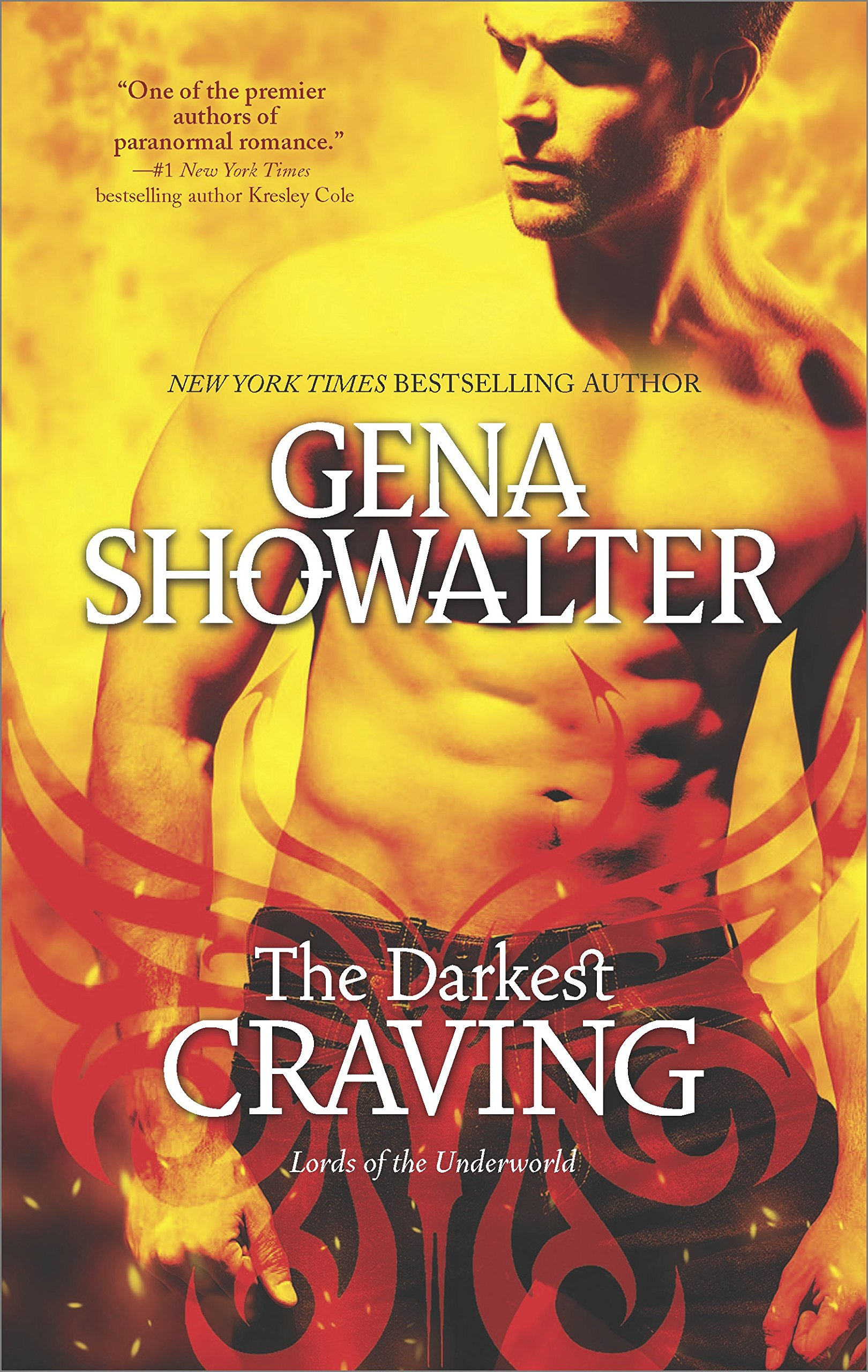 The Darkest Craving Lords the Underworld Gena Showalter
