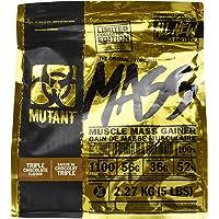 PVL Mutant Mass 2200 g Triple Chocolate Weight Gain Shake Powder