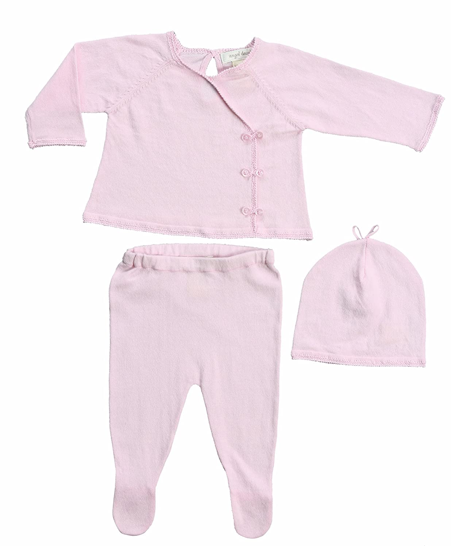 Amazon Com Angel Dear Neutral Baby Kimono Sweater Gift Outfit