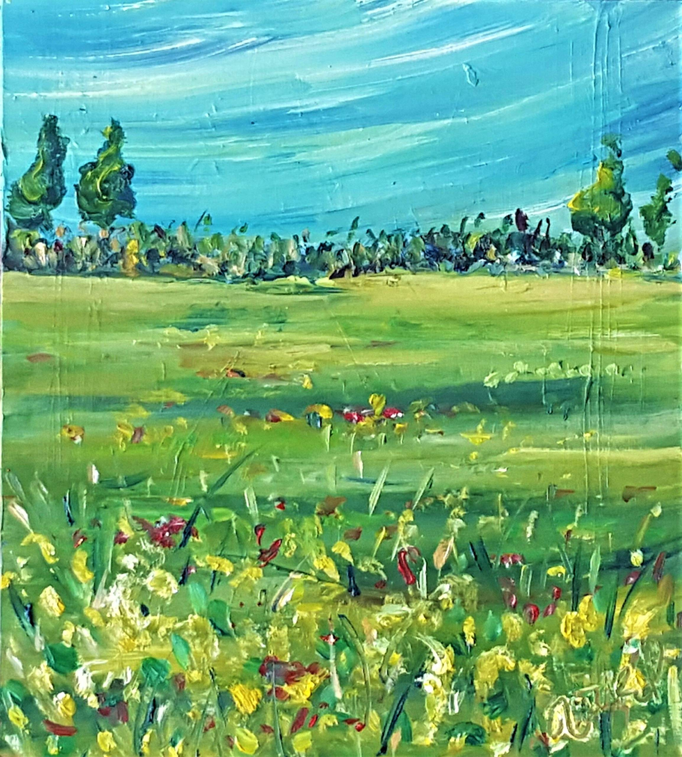 Summer Meadows remembered by