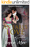 An Earl's Love: Regency Romance (Secrets of London)