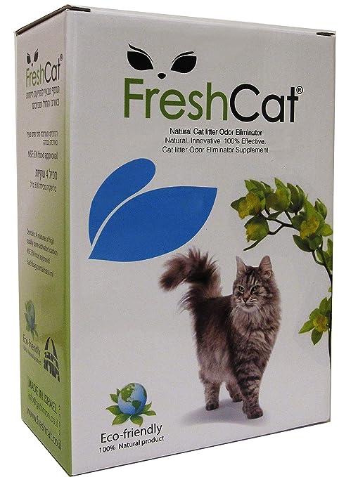 FreshCat - Eliminador de Olor Natural para Gatos (1400 CC)