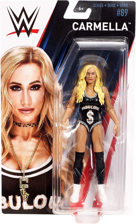WWE Mattel Carmella Series 106 figure loose