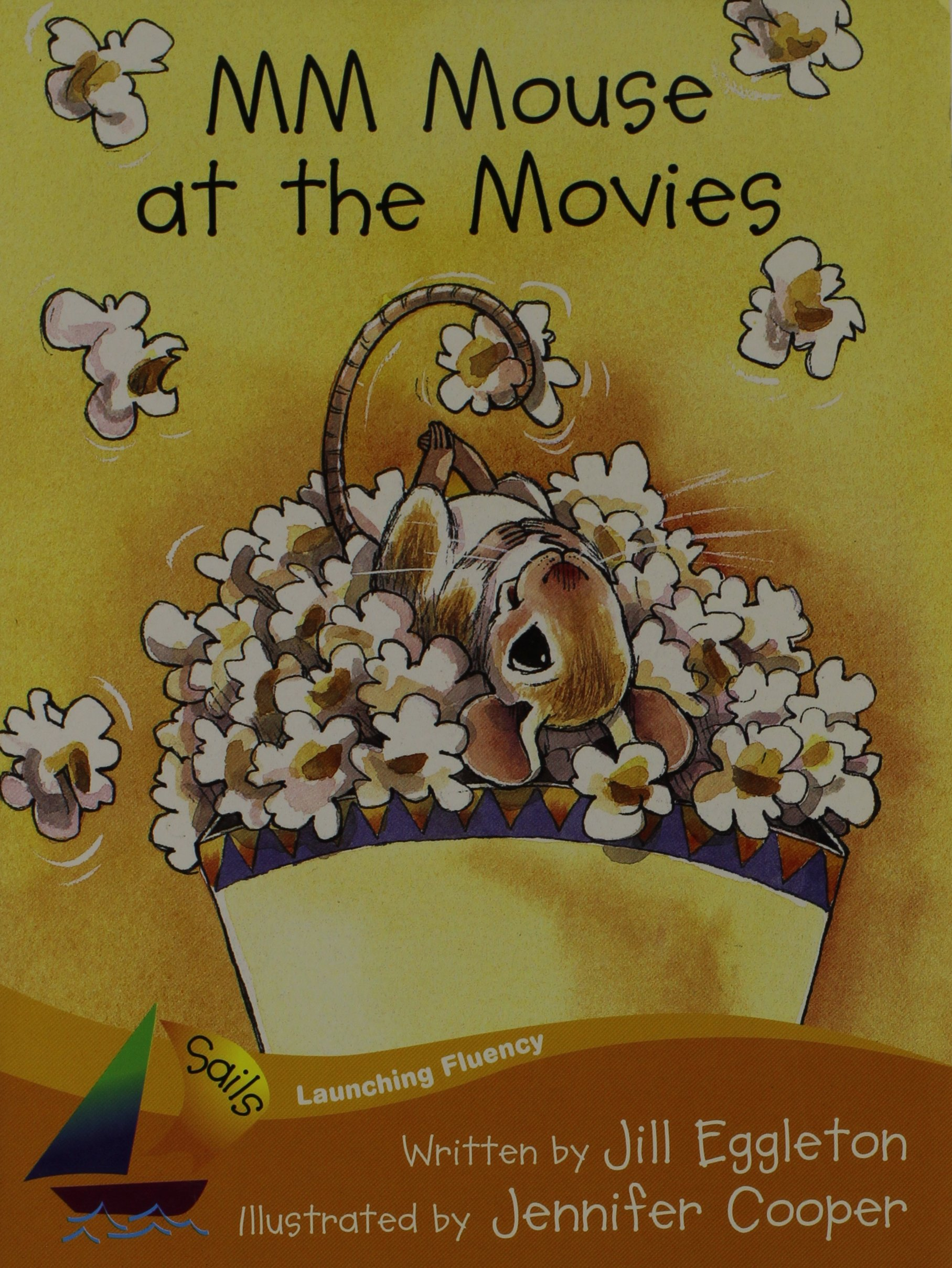 Download Rigby Sails Launching First: Leveled Reader MM Mouse at the Movies ebook