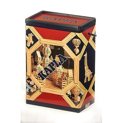 6800 - Kapla 200 partes [importado de Alemania]: Juguetes y juegos