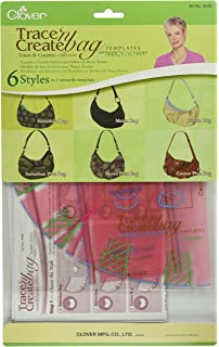 Clover bag templates / 1set with this template you can create cute.