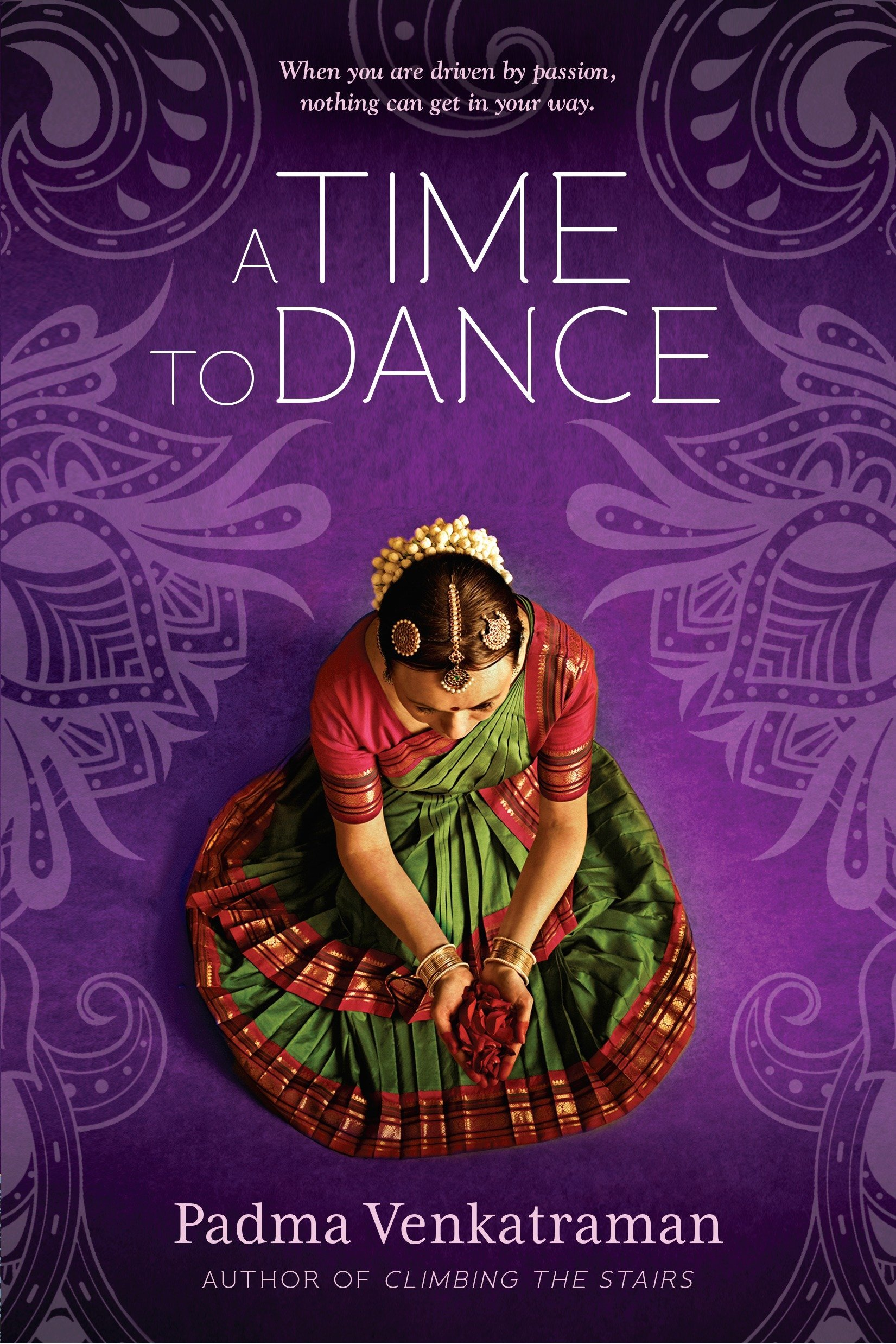 Image result for a time to dance book