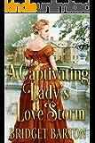 A Captivating Lady's Love Storm: A Historical Regency Romance Book