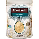 Near East Couscous, Original, Non-GMO Project Verified, 24 Ounce Resealable Bags, 2 Bags