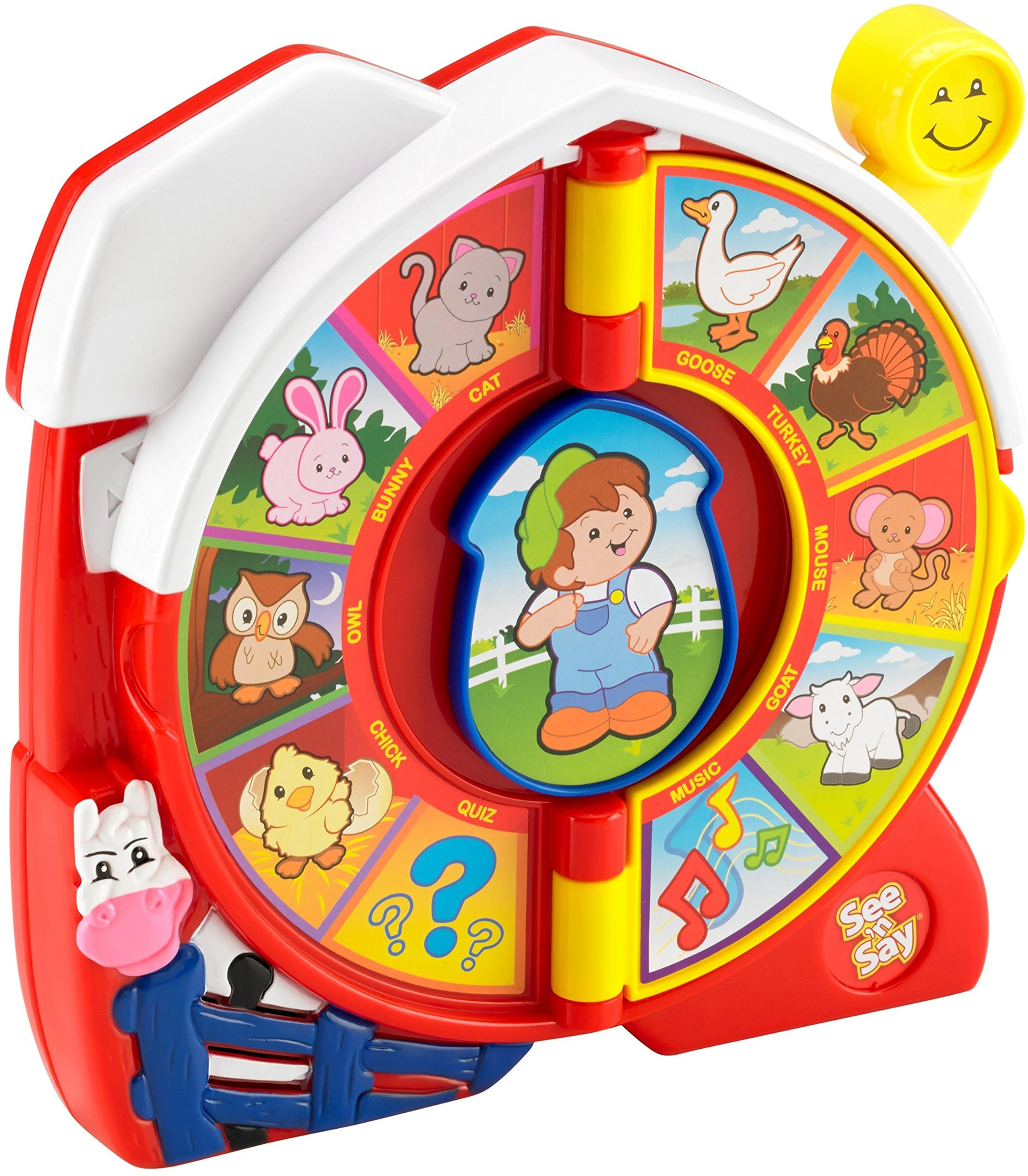 Fisher-Price See 'n Say The Farmer Says