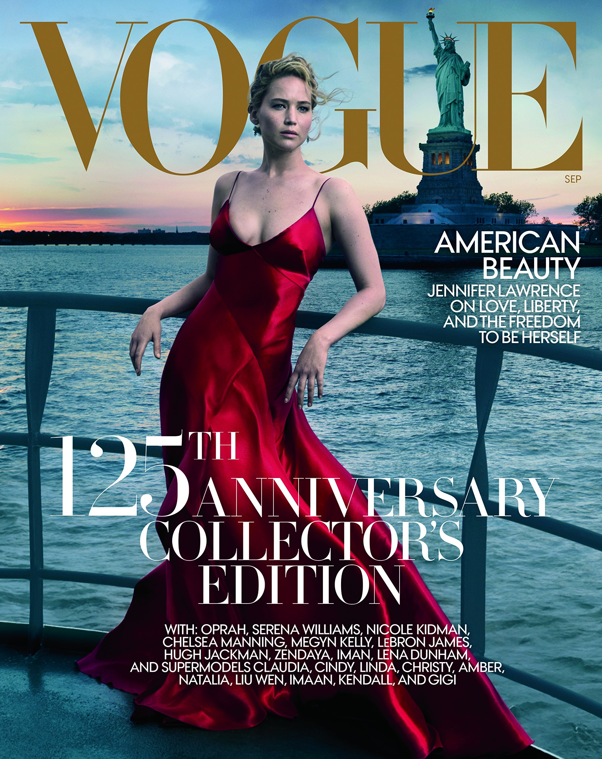 Vogue september 2017 issue amazon books fandeluxe Image collections