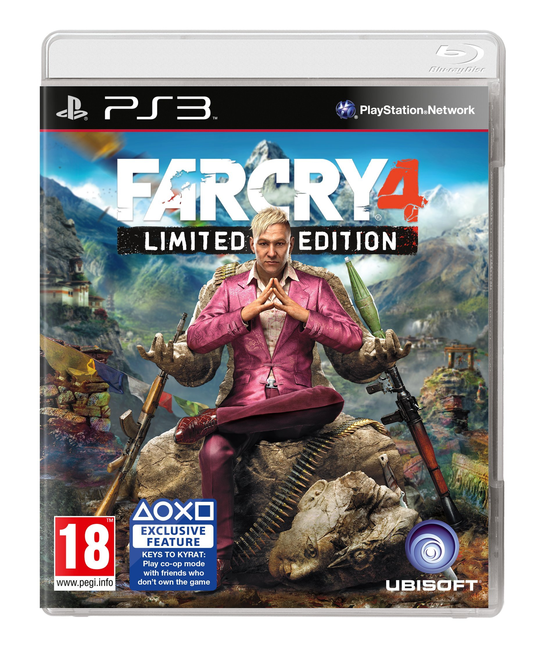 Far Cry 4 Limited Edition Ps3 Buy Online In Barbados Visit The Ubisoft Store Products In Barbados See Prices Reviews And Free Delivery Over Bds 150 Desertcart