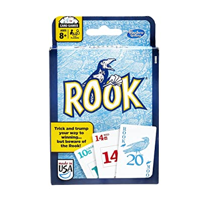 Rook Card Game: Hasbro: Toys & Games