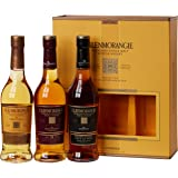 Glenmorangie - The Pioneering Collection 35cl x 3 Gift Set - 12 year old Whisky
