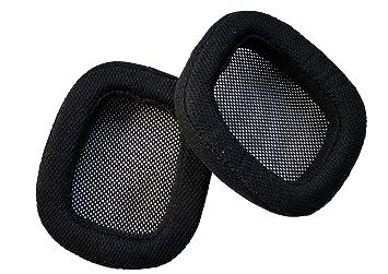 ienza - Almohadillas de repuesto para auriculares inalámbricos Logitech G533 (1 par): Amazon.es: Electrónica
