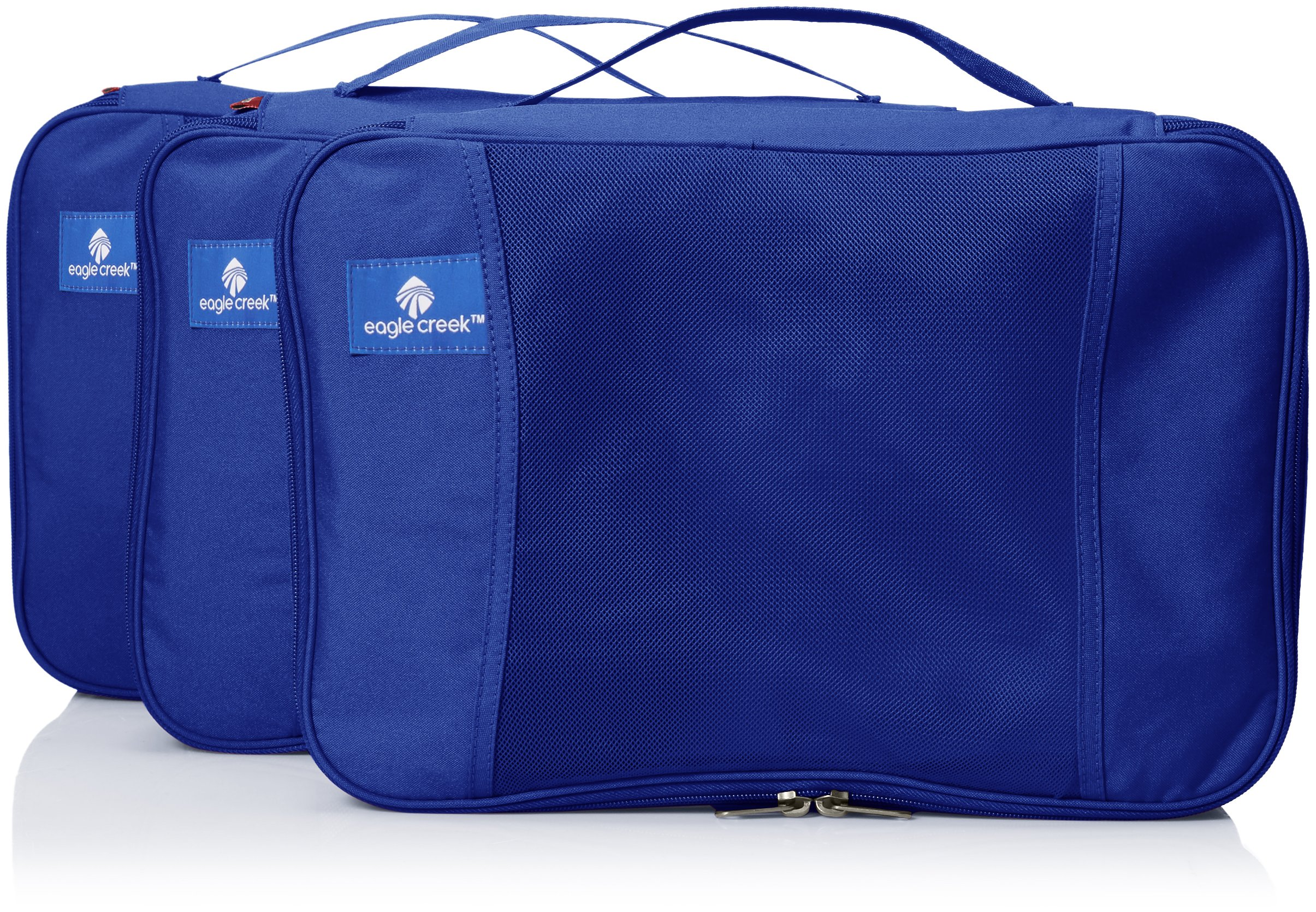 Eagle Creek Pack-It Full Cube Packing Set, Blue Sea, Set of 3 by Eagle Creek