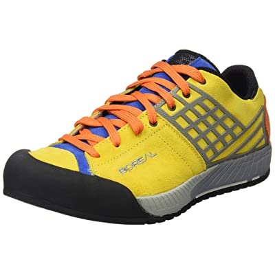 Boreal Climbing Shoes Mens Lightweight Bamba Amarillo 8 Yellow 30403: Sports & Outdoors