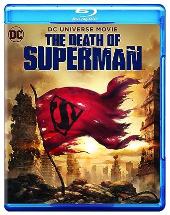 Death of Superman [Alemania] [Blu-ray]: Amazon.es: Castorena, Jake ...