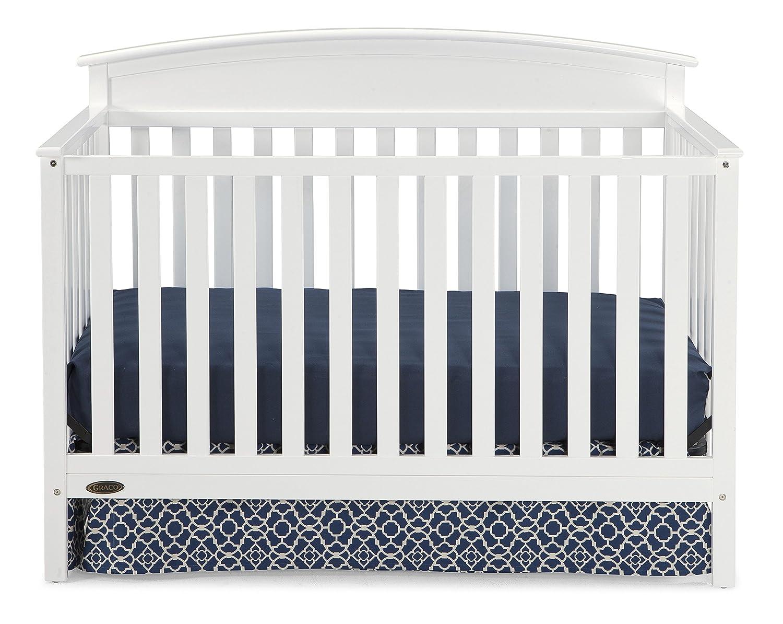 amazon com graco benton convertible crib white baby