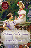 Pretence And Promises/A Very Unusual Governess/Lord Calthorpe's Promise (Quills B Format)