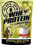 ゴールドジム ホエイプロテイン リッチミルク風味 2kg