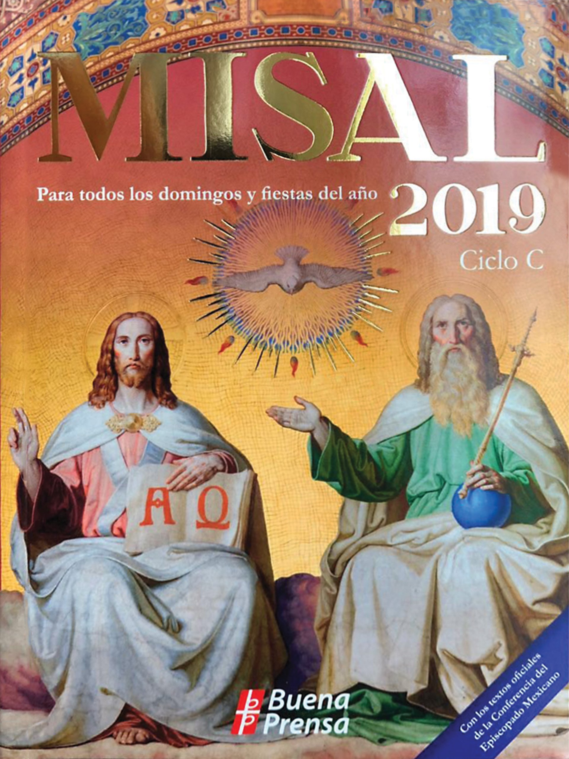 Image result for 2019 spanish missal