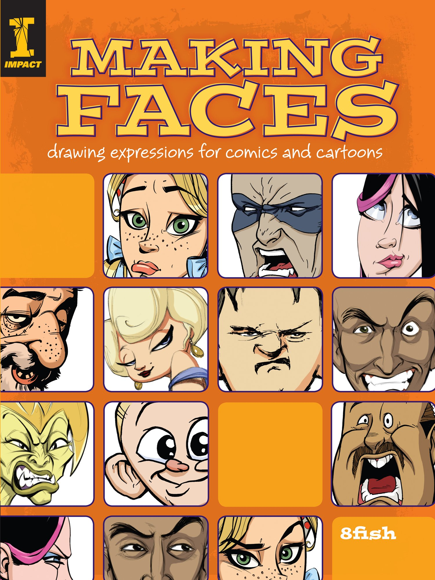 Making Faces Drawing Expressions Cartoons product image