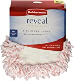 Rubbermaid 1M20 Reveal Mop Dry Dusting Cleaning Pad, 2-Pack