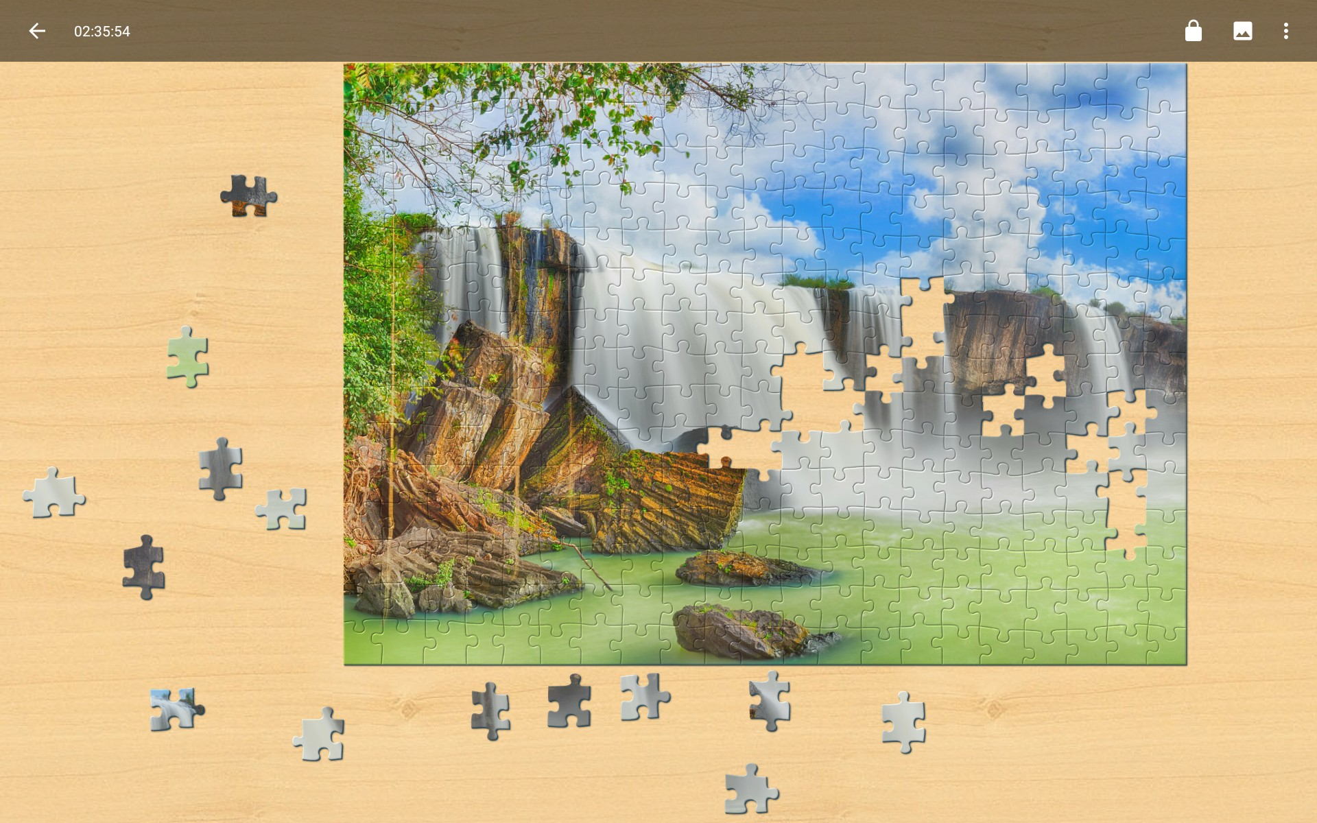 Amazon.com: Landscapes Jigsaw Puzzles: Appstore for Android
