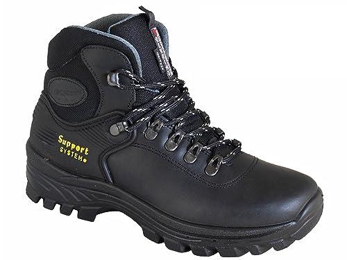 a32c5f6ccde Grisport Explorer Ladies Lightweight Waterproof Walking Boots Black UK3 EU36