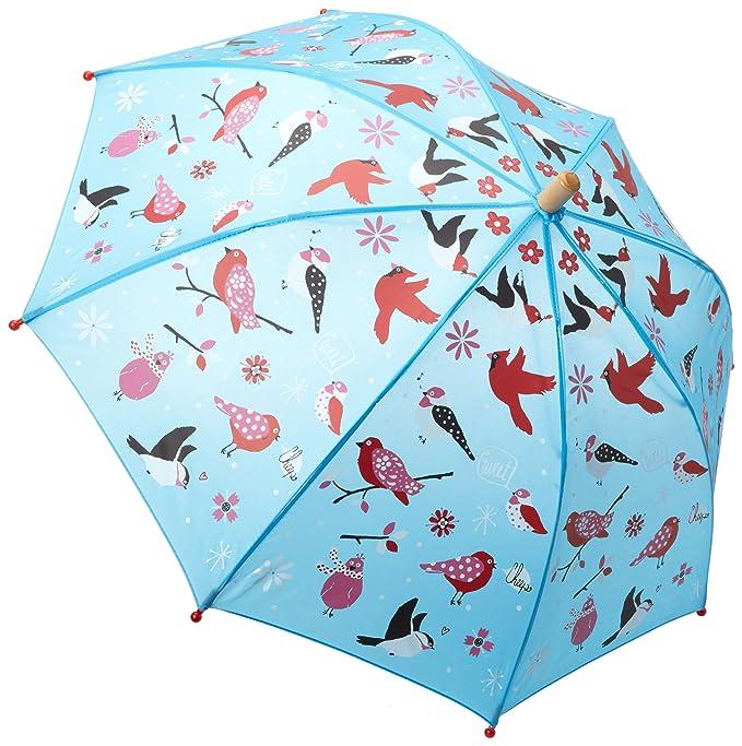 Hatley - Paraguas para ellas Pájaros de invierno: Amazon.es: Ropa y accesorios