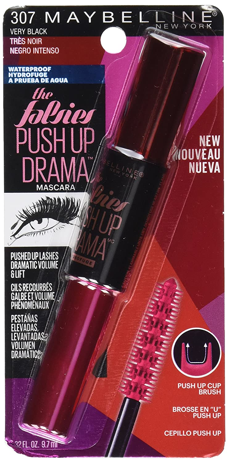 Buy Maybelline New York Falsies Push Up Waterproof Drama Mascara Black 97ml Online At Low Prices In India