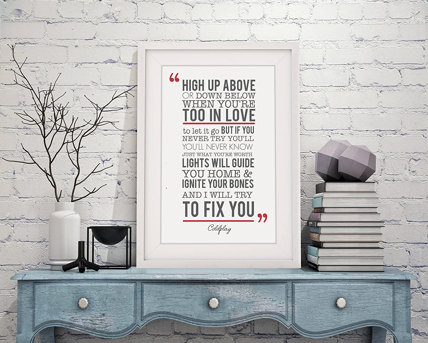 Exelent Lights Will Guide You Home Lyrics Gift - Home Decorating ...